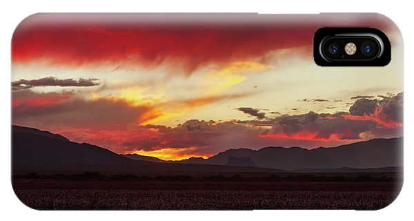 Ablaze IPhone Case