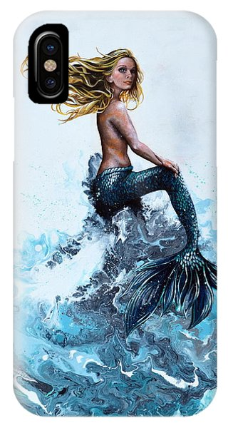 Above A Stormy Sea IPhone Case