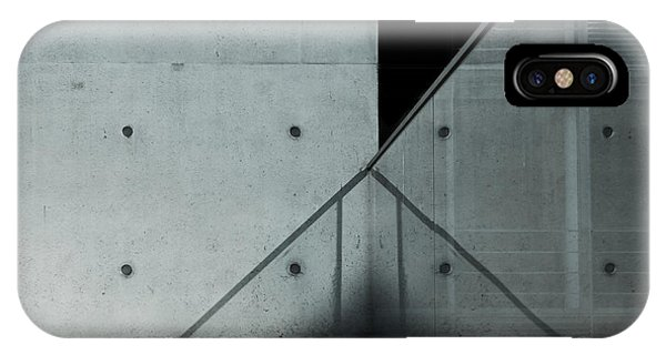 Office Buildings iPhone Case - Abstract Architecture by Stockfotoart