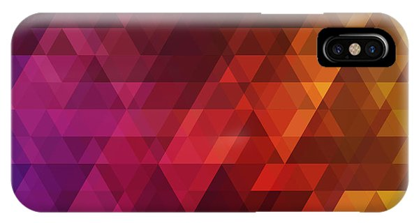 Form iPhone Case - Abstract Background For Design by Melamory