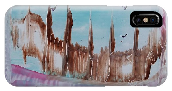 Abstract Castles IPhone Case
