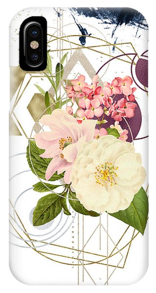 IPhone Case featuring the digital art Abstract Dream by Bee-Bee Deigner