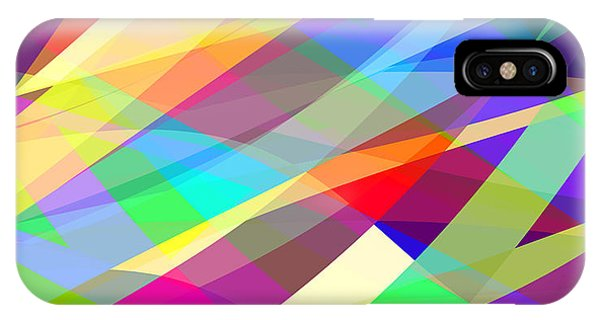 Wallpaper iPhone Case - Abstract Editable Vector Background Of by Robert Adrian Hillman