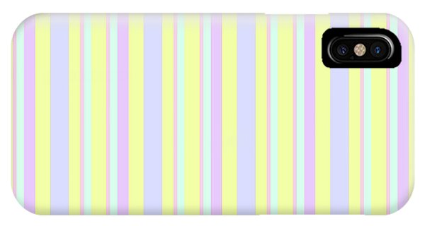 Abstract Fresh Color Lines Background - Dde595 IPhone Case