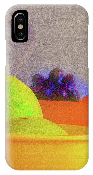 Abstract Fruit Art   106 IPhone Case