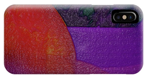 Abstract Fruit Art   132 IPhone Case