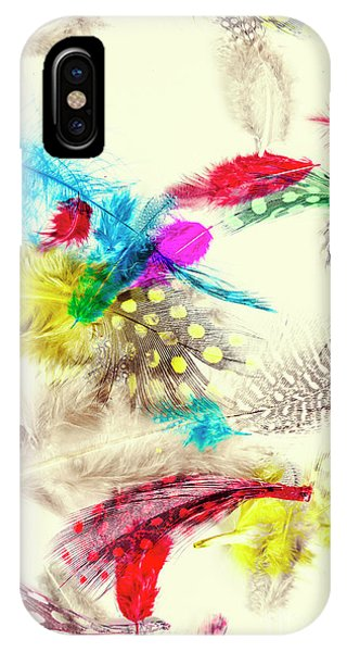 Plumes iPhone Case - Abstract Softness by Jorgo Photography - Wall Art Gallery