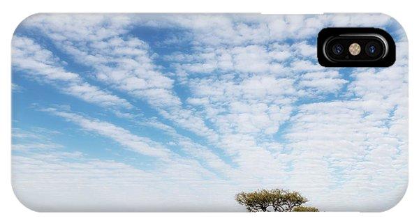 iPhone Case - Acacia Trees In The Masai Mara by Jane Rix