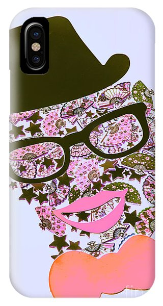 Illusion iPhone Case - Actin Expressionism by Jorgo Photography - Wall Art Gallery