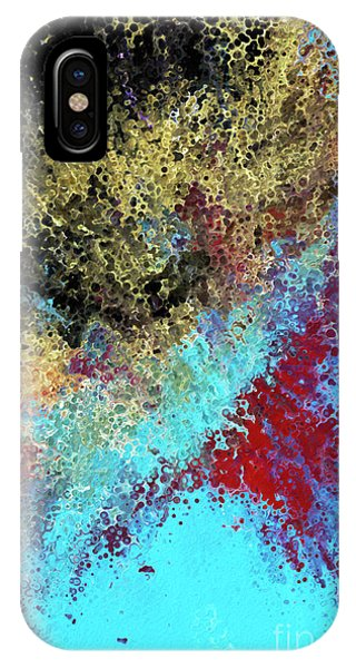 IPhone Case featuring the painting Acts 1 8. Receive Power by Mark Lawrence