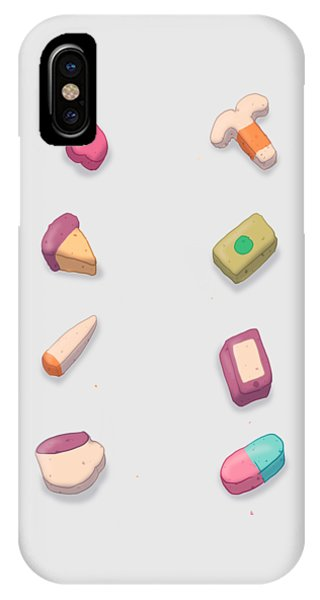 Irish iPhone Case - Adult Lucky Charms by Ludwig Van Bacon