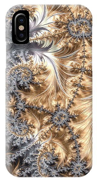 IPhone Case featuring the digital art Advancing Innovation by Jeff Iverson