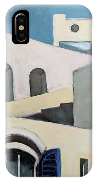 After De Chirico IPhone Case