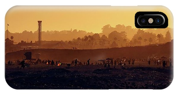 IPhone Case featuring the photograph After The Apocalypse by Quality HDR Photography