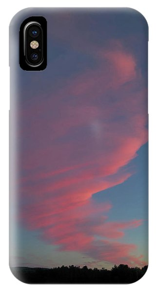 Twilight iPhone Case - Afterglow by Jerry LoFaro
