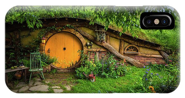 Hobbiton Afternoon IPhone Case