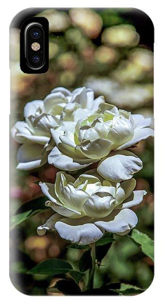 Petals iPhone Case - Aging Gracefully by Az Jackson