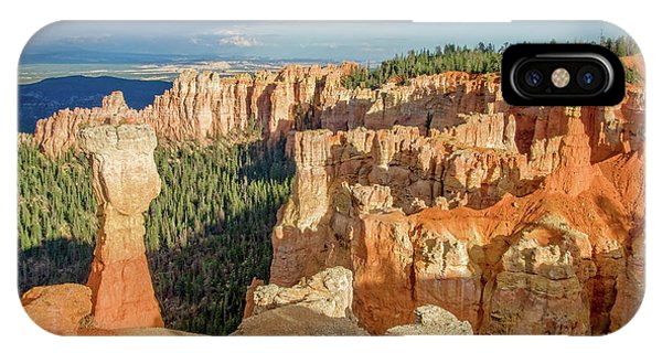 Us National Parks iPhone Case - Agua Canyon by Delphimages Photo Creations