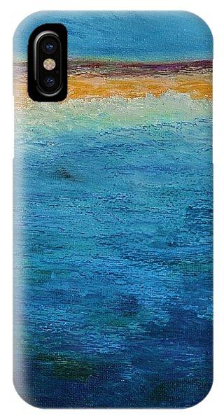 Aguamarina IPhone Case