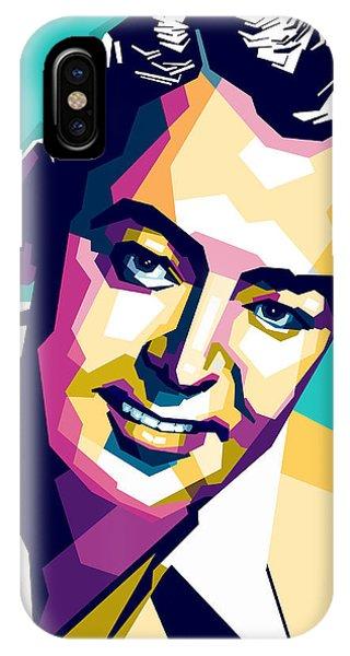Alan Ladd IPhone Case