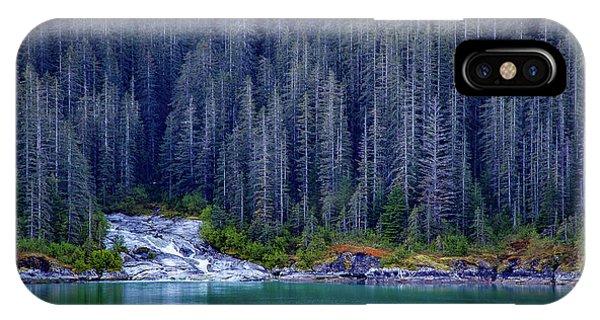Alaskan Coastline Beauty IPhone Case