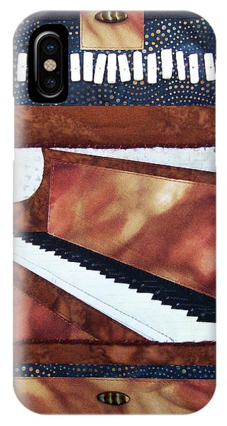 All That Jazz Piano IPhone Case