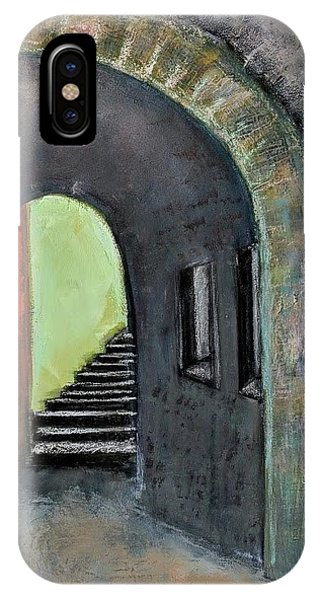 Alley Jaffa IPhone Case