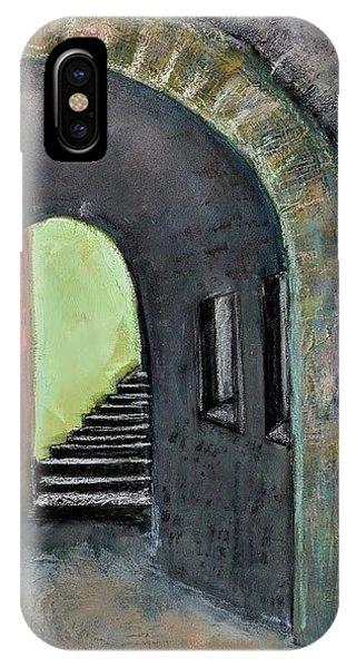 Alley Jaffa IPhone Case