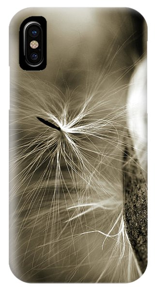 IPhone Case featuring the photograph Almost by Michelle Wermuth