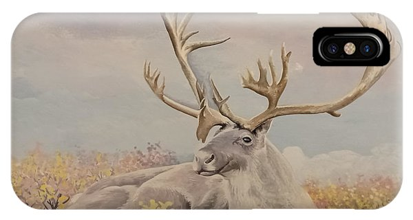Alpine Ibex IPhone Case