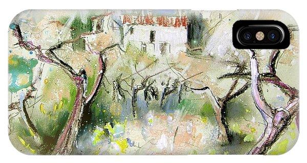 iPhone Case - Altea La Vieja 06 by Miki De Goodaboom