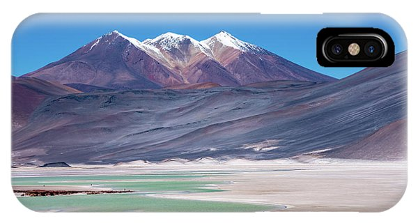 Altiplano View IPhone Case