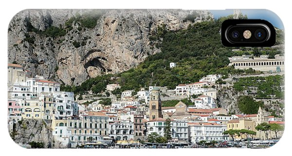 Amalfi Port IPhone Case