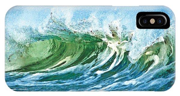Amazing Wave IPhone Case