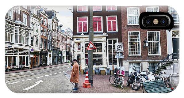 Amsterdam Pride IPhone Case