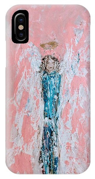 Amy's Angel IPhone Case