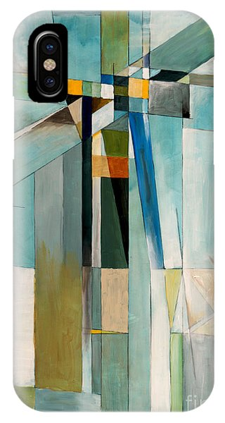 Airplanes iPhone Case - An Abstract Painting by Clivewa