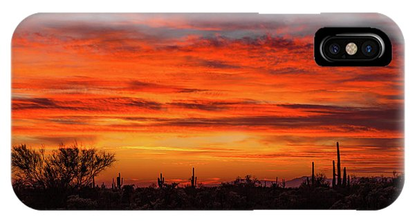 An Arizona Sky IPhone Case