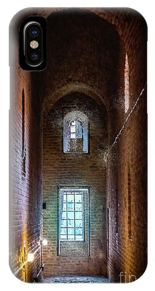 An Entrance To The Casemates Of The Medieval Castle IPhone Case