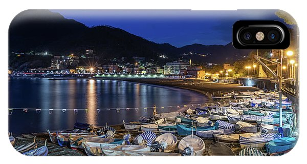 An Evening In Levanto IPhone Case