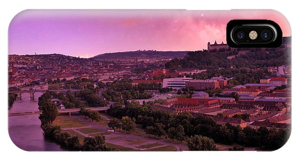 An Evening In Wuerzburg Germany IPhone Case