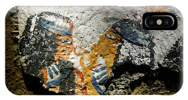 IPhone Case featuring the photograph Ancient Egypt Art  by Sue Harper