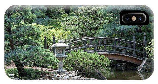 Rockford iPhone Case - Anderson Japanese Gardens - 4 by David Bearden