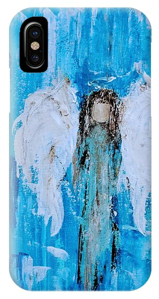 Angel Among Angels IPhone Case