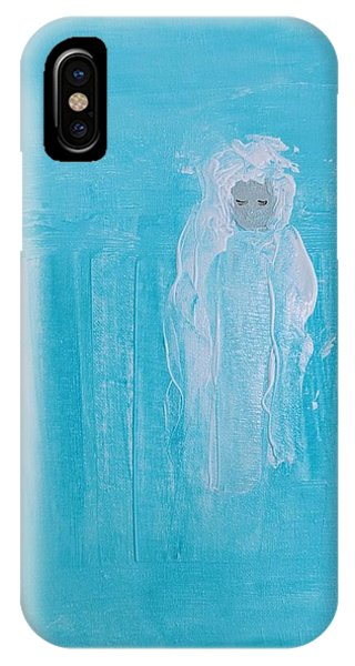 Angel Baby IPhone Case