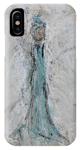 Angel Of Faith IPhone Case