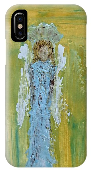 Angel Of Vision IPhone Case