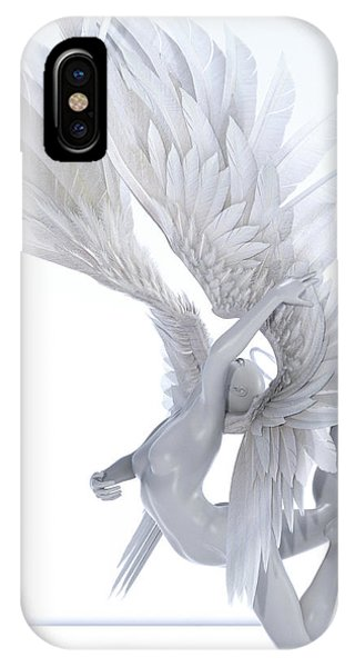 Human Interest iPhone Case - Angelic Arch by Betsy Knapp