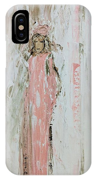 Angels In Pink IPhone Case