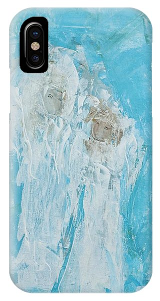 Angles Of Dreams IPhone Case